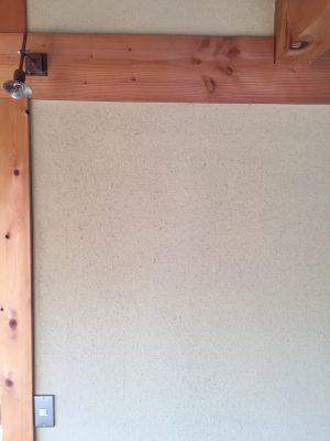 土壁の家の感想(乾燥)