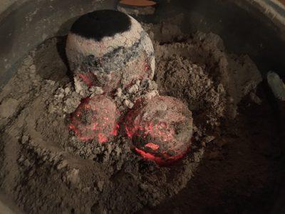火鉢あるの暮らし
